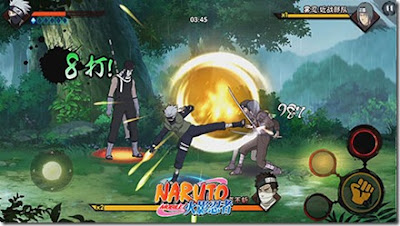 Naruto Mobile Fighter