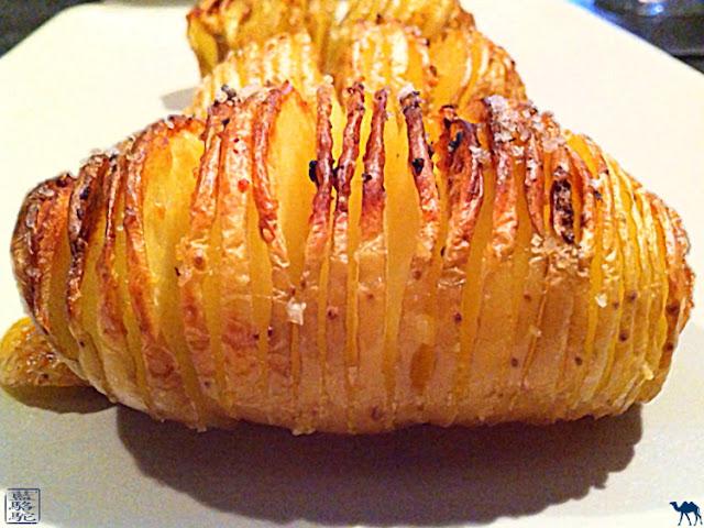 Recette pomme de terre suedoise