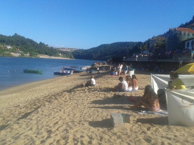 Praia Fluvial Olival