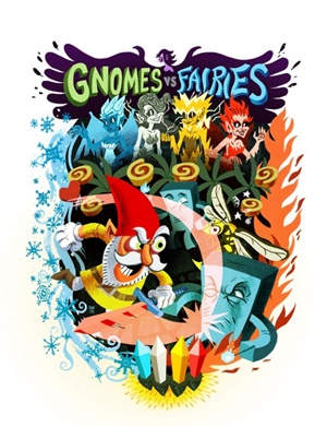 Gnomes Vs. Fairies PC Full