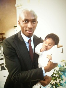 stephan Mbia and wife sysysblog