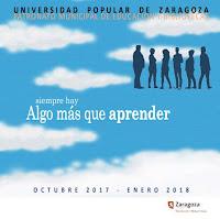 Cursos Universidad Popular 2017-2018