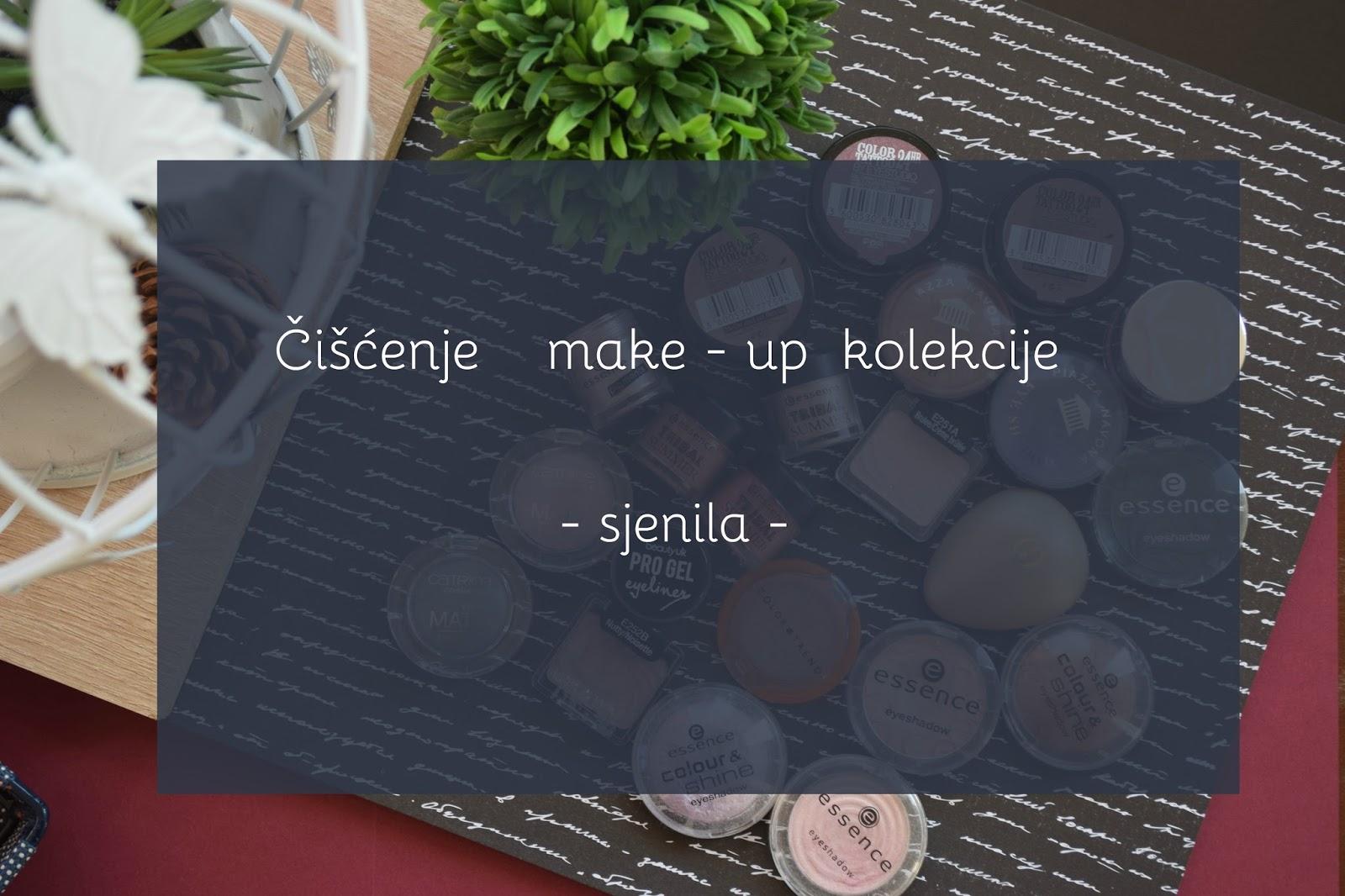 Čišćenje-make-up-kolekcije-mono-sjenila-declutter