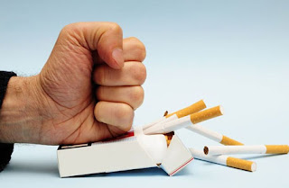 10 Bahan Alami Membantu Berhenti Merokok