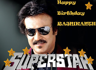 rajinikanth birthday wishes
