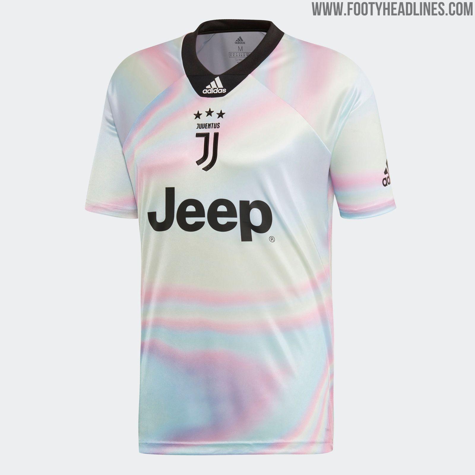 Insane Adidas X Ea Sports Juventus Fourth Kit Released