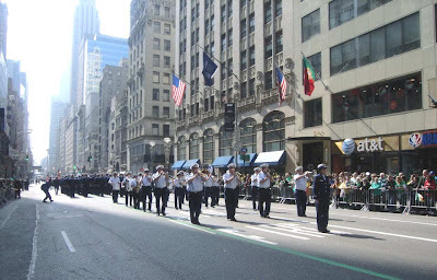 U.S. Coast Guard Auxiliary Marching Band