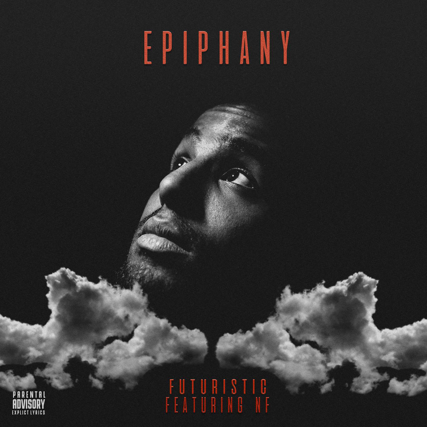 FUTURISTIC - Epiphany (feat. NF) - Single Cover