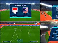 PES 2017 AFF Suzuki Cup 2018 Scoreboard dari JAS