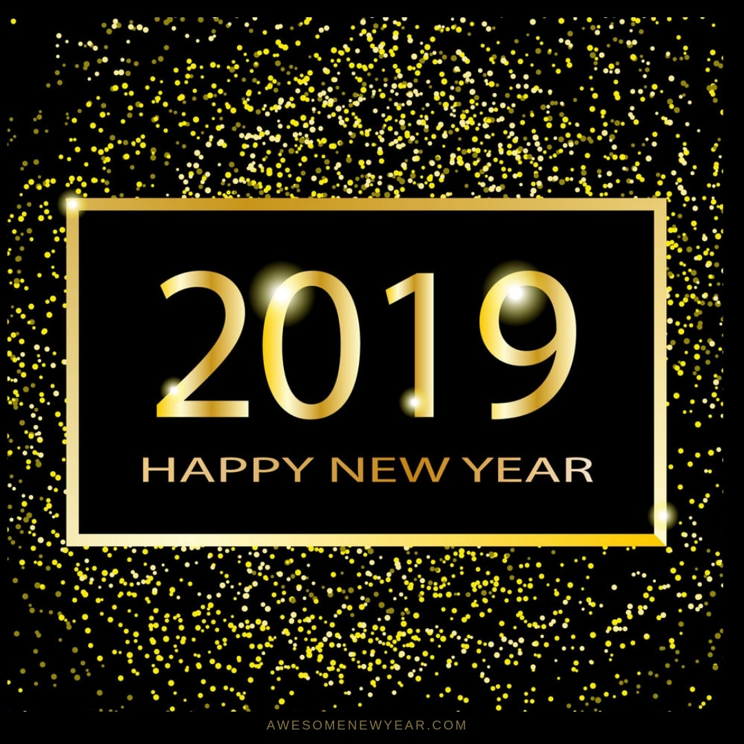 Happy New Year 2019 Images HD