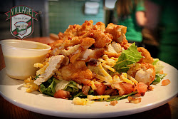 Our Chicken Finger Salad