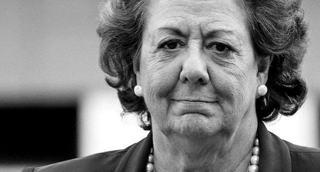 A Rita Barberá la mató la cirrosis, según el diario El Mundo