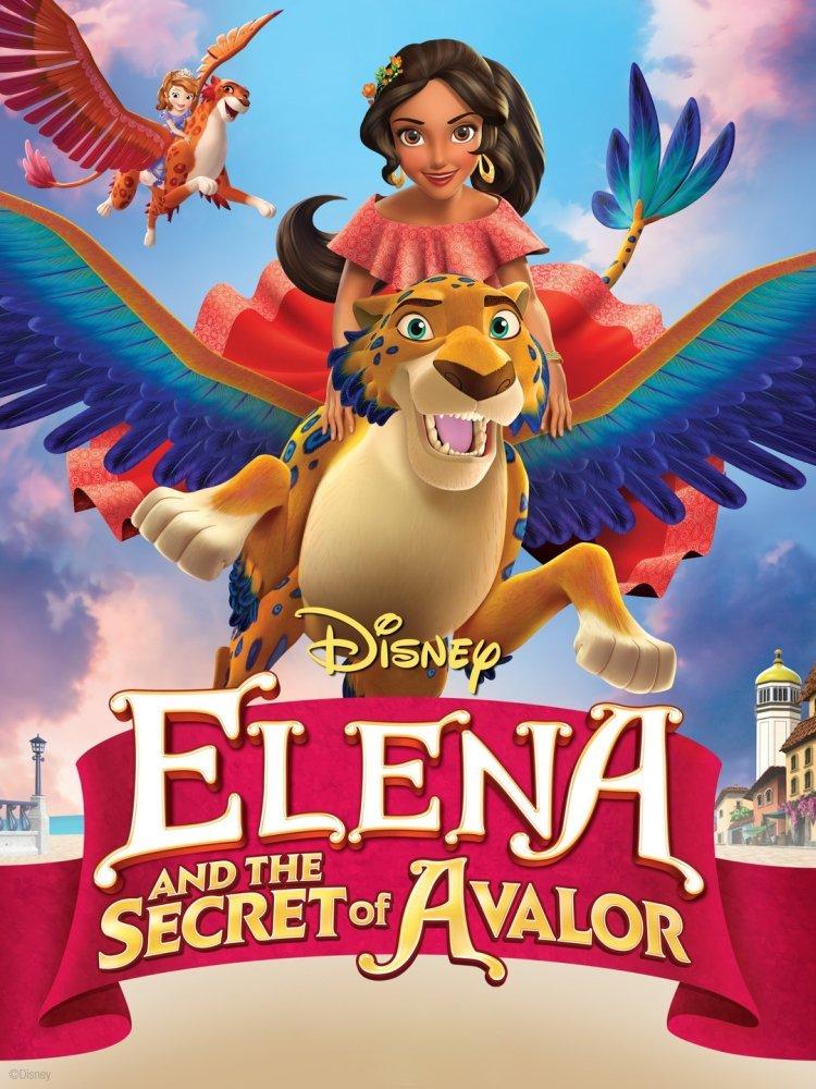 Elena And The Secret Of Avalor (2016) เอเลน่ากับความลับของอาวาลอร์
