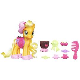 MLP Fashion Style Applejack Brushable Pony