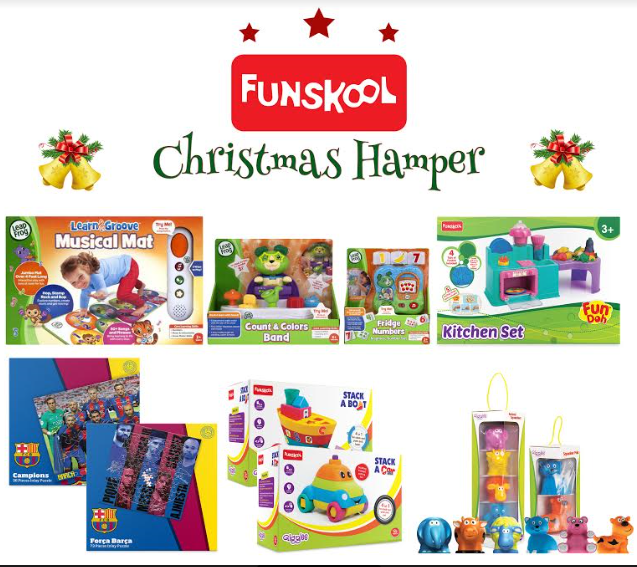 FUNSKOOL LAUNCHES AN EXCITING DECEMBER COMBO FOR YOUR KIDS!