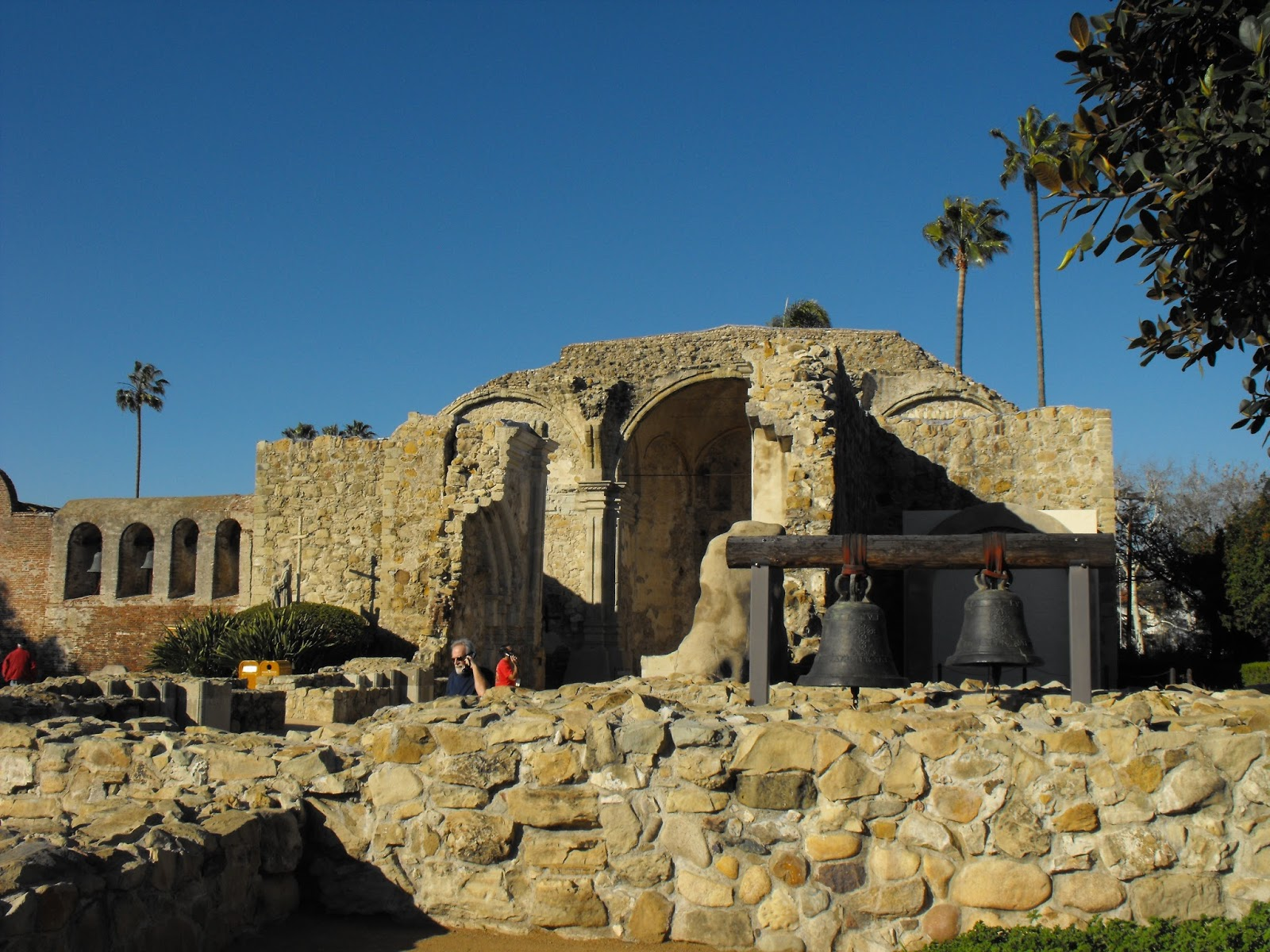 san juan capistrano single christian girls Ghosts of early california  every single california mission has been reported to have at least one ghost in  the ghostly girls of mission san juan capistrano.