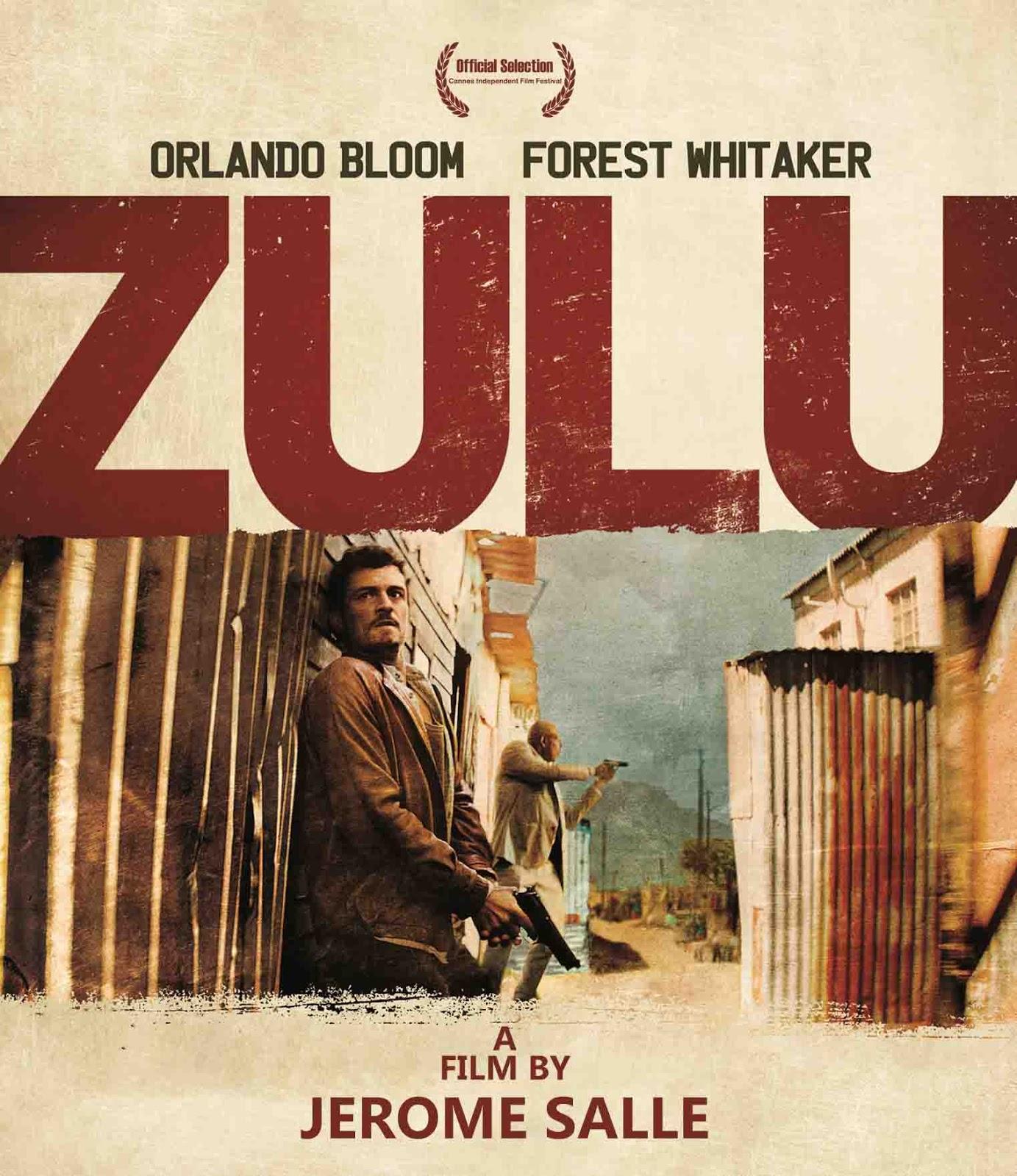 Zulu Torrent - Blu-ray Rip 720p e 1080p Dual Áudio (2016)