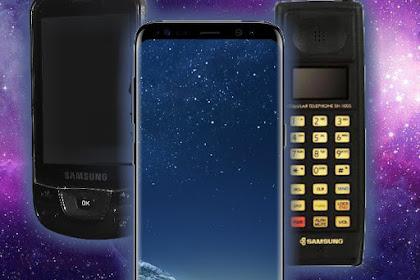Sejarah singkat ponsel Samsung