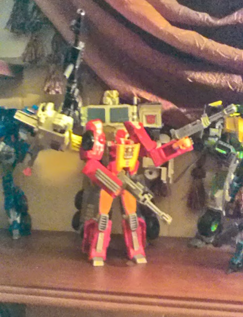 Transformers, Titans Return, toys