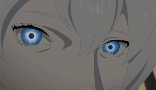 Apakah Mata Boruto Adalah Tenseigan Ataukah Byakugan?