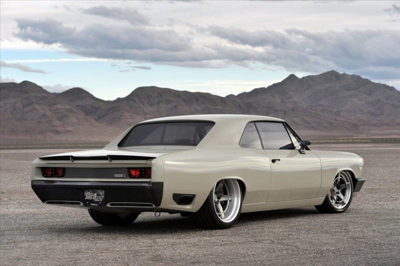 Chevrolet Chevelle Recoil 1966