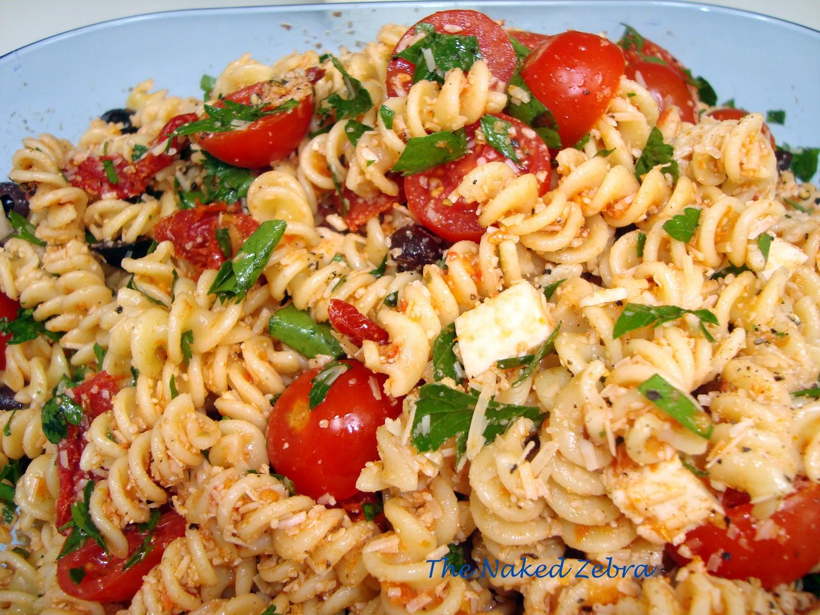 Ina garten recipes pasta for Ina garten summer garden pasta
