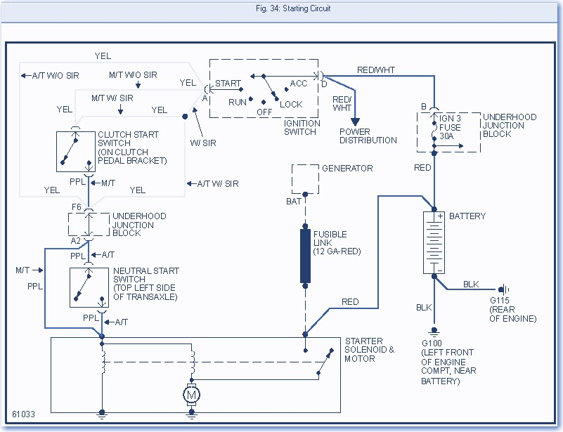 Wiring panel: 1994 Saturn sedan 1 9L Wiring Diagram
