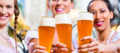 Πιείτε μια μπύρα ... κάνει καλό!