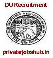 DU Recruitment