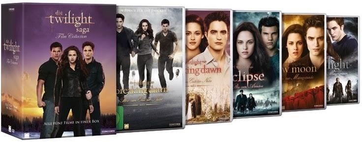 Twilight Wieviele Teile Gibt Es