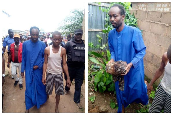 I cut off her head after sex for money ritual - Prophet Olusola at Ifo Ogun state