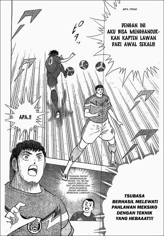 Captain Tsubasa – Rising Sun Chapter 03-12