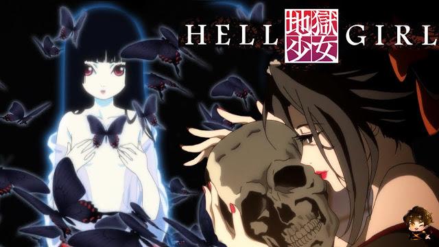 Jigoku Shoujo MITSUGANAE (Hell Girl S3) (26/26) (MB) (HDL) (Sub Español) (Mega)