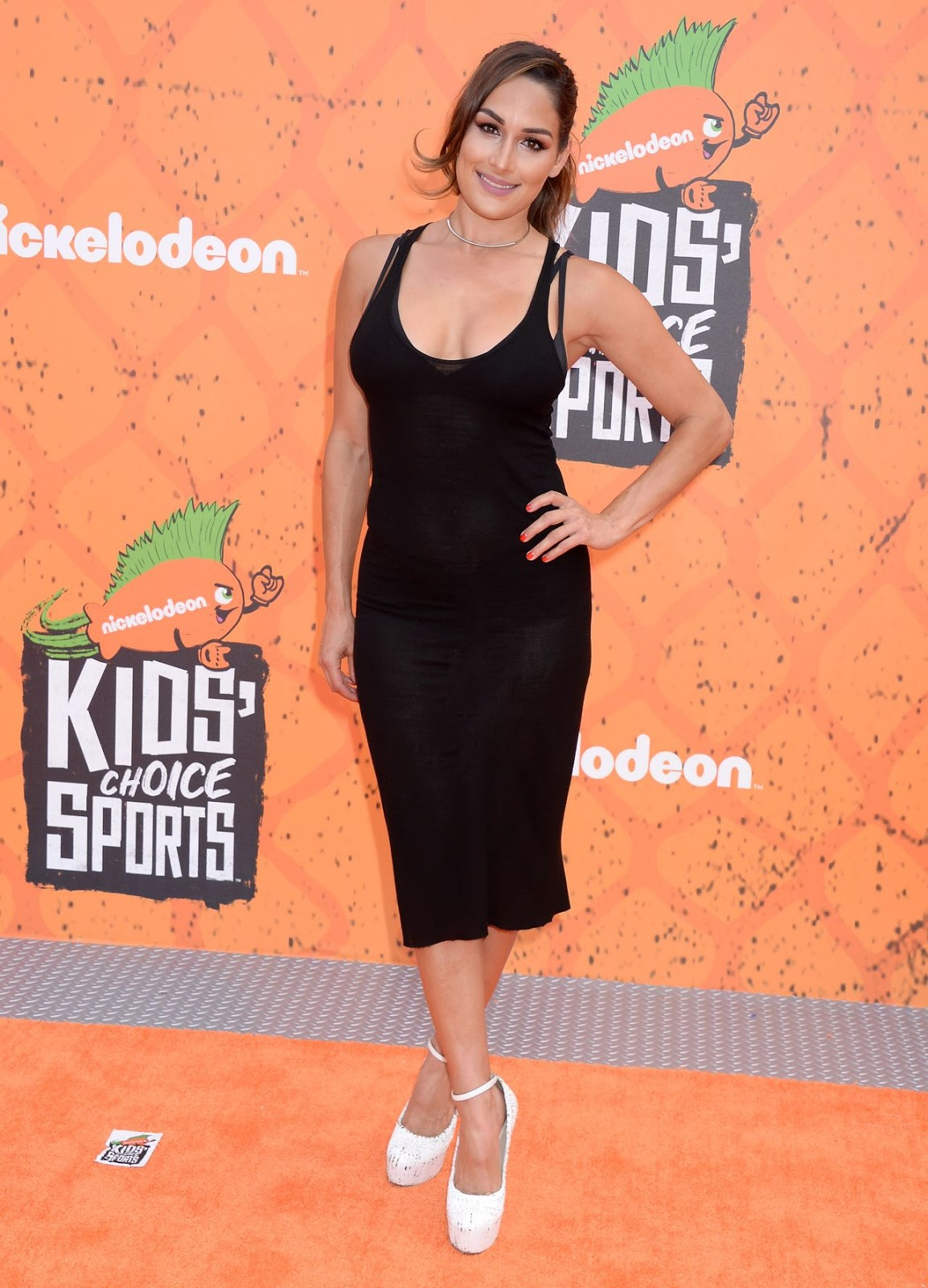 Nikki Bella – Nickelodeon's Kids' Choice Sports Awards 2016 in Westwood, CA