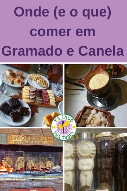 Onde e o que comer em Gramado e Canela? Dicas de restaurantes, festival gastronômico e pratos imperdíveis!