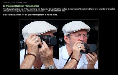 DC Photography | Lens Cap