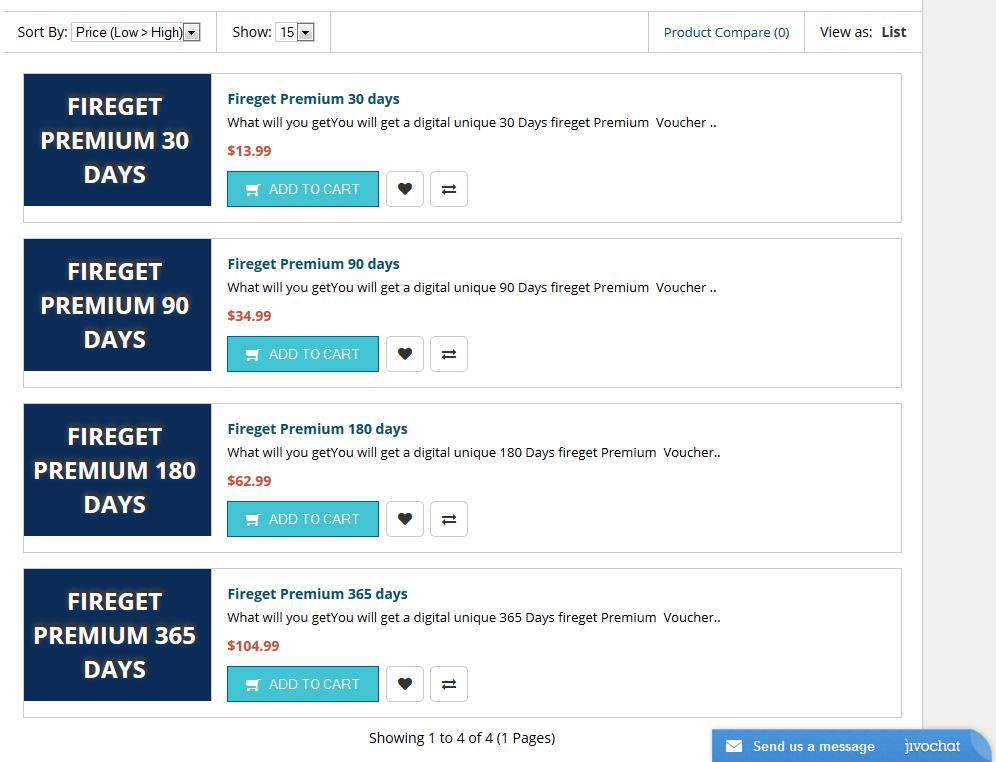 Fireget Paypal Reseller: Fireget Paypal Reseller Premium Account