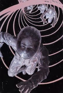 NIGHTFLYERS (Nómadas Nocturnos), de George R.R. Martin.