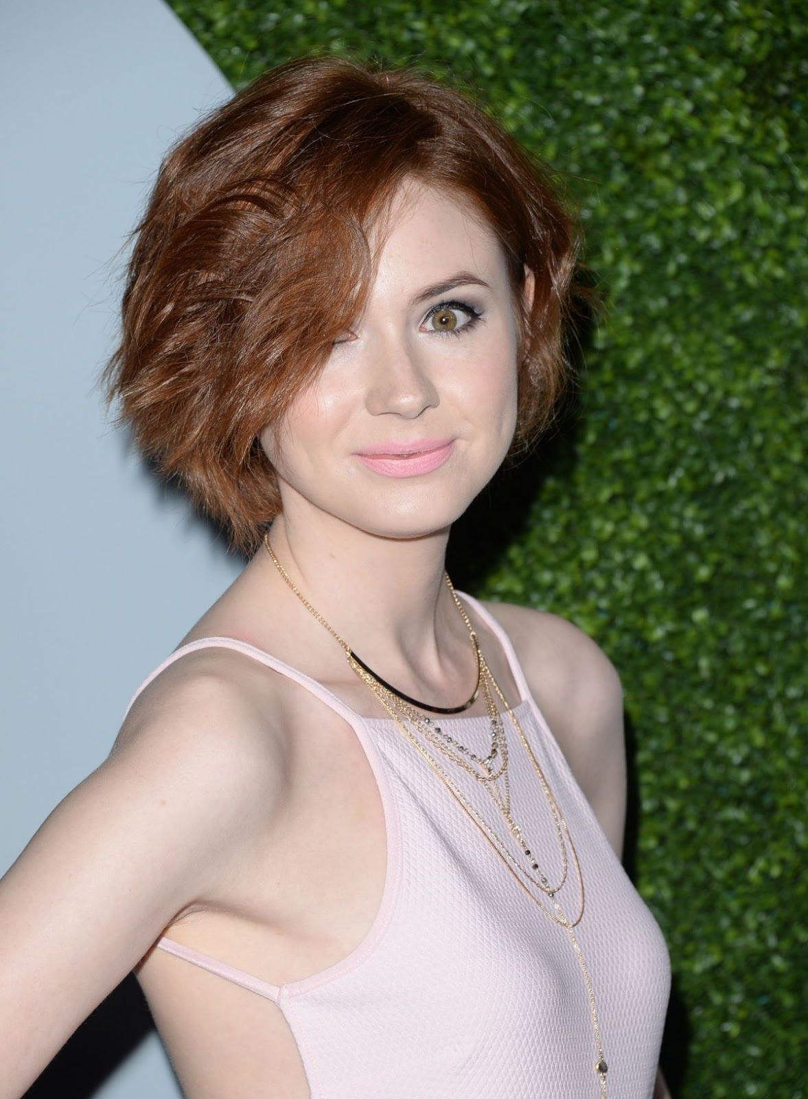 HD Photos of Jumanji actress Karen Gillan At GQ Men Of The Year Party In Los Angeles