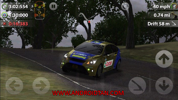 Update Terbaru Rush Rally 2 Mod Apk + Data
