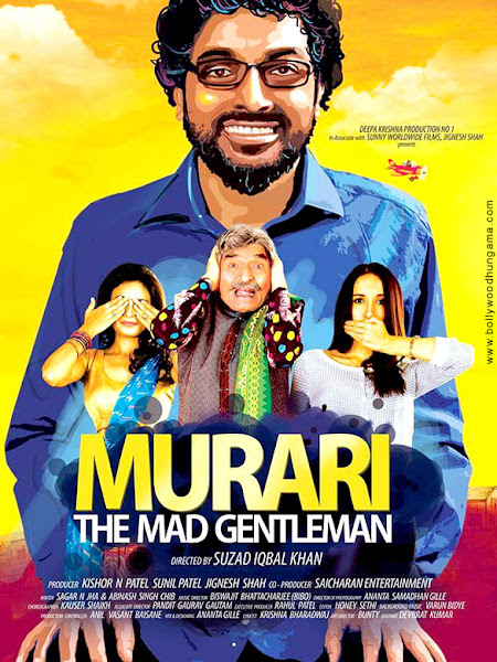 Murari The Mad Gentleman (2016) Movie Poster