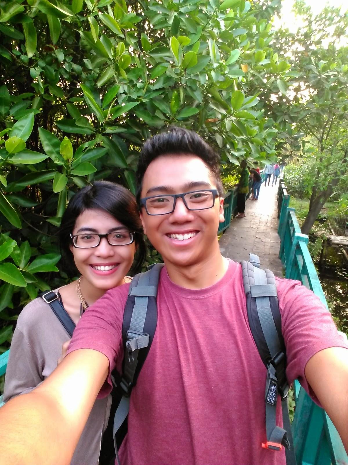 Hutan Mangrove PIK di Padatnya Ibu Kota Jakarta | Irham Faridh | Travel Blogger Indonesia