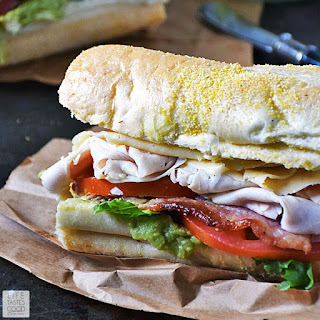 California Club Sandwich Recipe | by Life Tastes Good