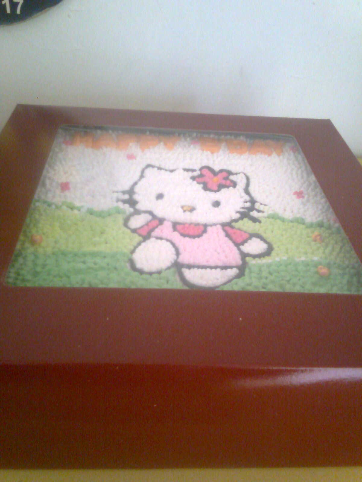 Dapur Kue Naizka Cake Hello Kitty Untuk Karin