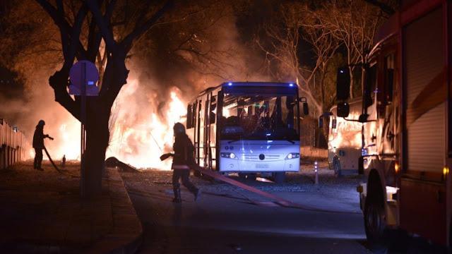 Τουρκία: Οι όμορφες προβοκάτσιες όμορφα καίγονται
