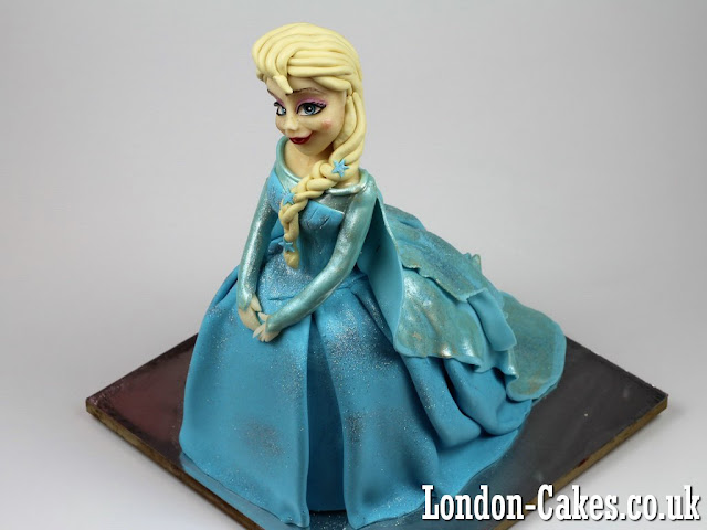 Frozen Cakes in London
