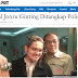 Jonru Ginting akhirnya ditahan polisi?