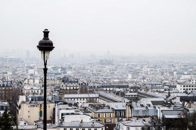 Sacre Coeur Paryż Francja Paris France