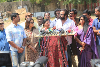 Nadigar Sangam Press Meet on Bhavana Issue  0006.jpg