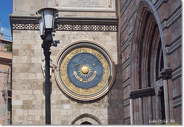 orologio astronomico di Messina